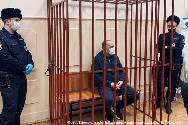 Участие в следственных действиях по делу аудитора Счетной палаты РФ Михаила Меня